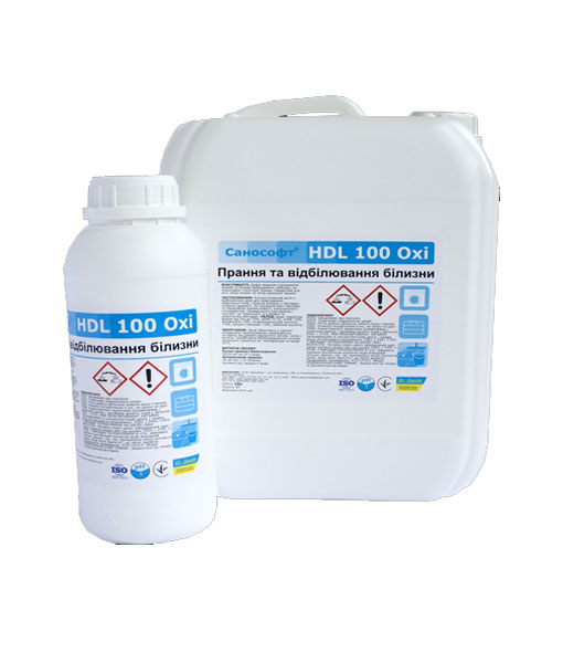 Санософт® HDL 100 Oxi 10л
